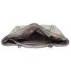 Kabelka s retiazkou bata, šedá, 961-8451 - 15