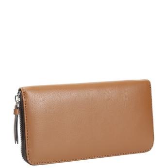 Dámska kožená peňaženka bata, hnedá, 944-3178 - 13