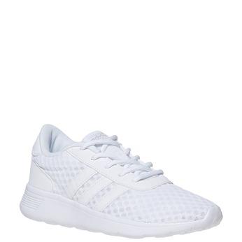 Biele športové tenisky dámske adidas, biela, 509-1335 - 13