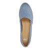 Dámska obuv v štýle Slip-on bata, modrá, 516-9602 - 19