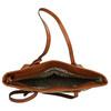 Shopper kabelka s pleteným vzorom gabor-bags, béžová, 961-8073 - 15