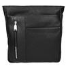 Pánska taška v štýle Crossbody bata, čierna, 964-6230 - 19