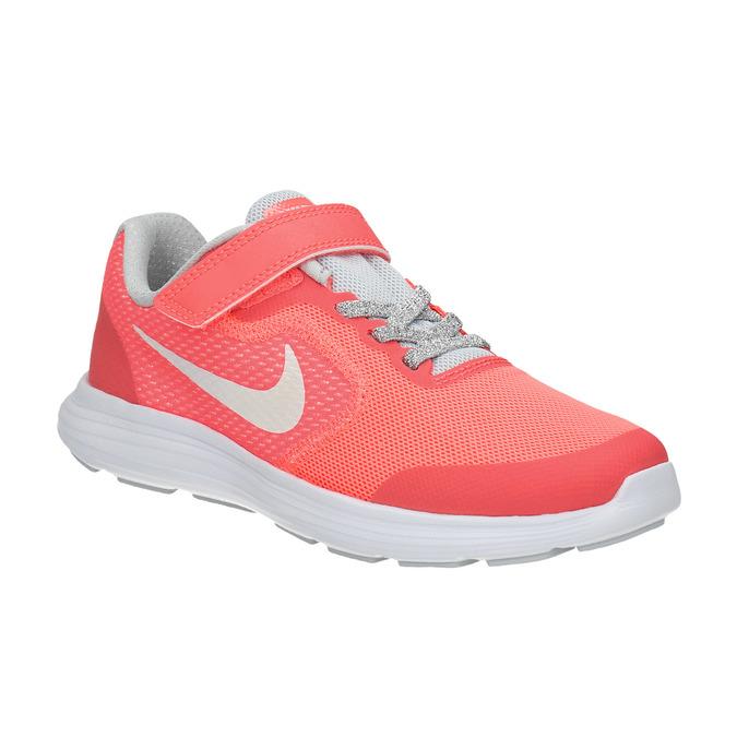 Dievčenské športové tenisky nike, ružová, 309-2249 - 13
