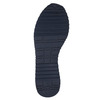 Pánske kožené tenisky bata, modrá, 843-9624 - 26