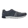 Pánske kožené tenisky bata, modrá, 843-9624 - 15