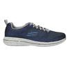 Pánske tenisky s pamäťovou penou skechers, modrá, 809-9141 - 15