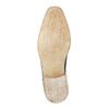 Kožené poltopánky v Derby strihu bata, hnedá, 826-3802 - 26