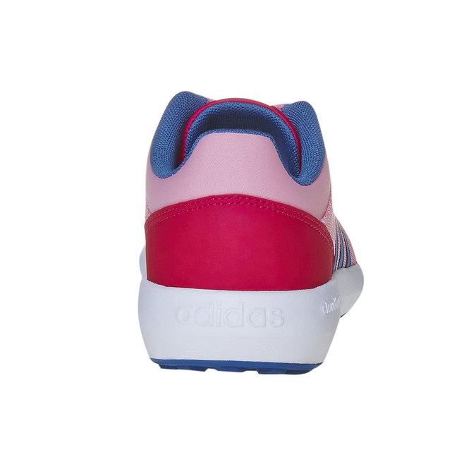 Detské športové tenisky ružové adidas, ružová, 409-5172 - 17