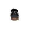 Kožené pánske čierne poltopánky bata, čierna, 824-6907 - 17