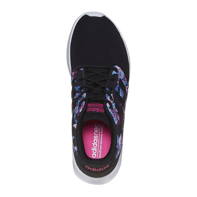 Dámske tenisky s farebným vzorom adidas, čierna, 509-6973 - 19