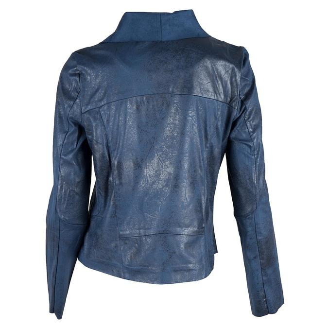 Modrá jarná bunda bata, modrá, 979-9635 - 26