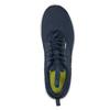Modré pánske tenisky power, modrá, 809-9175 - 19