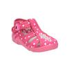 Detská členková domáca obuv mini-b, ružová, 179-5600 - 13