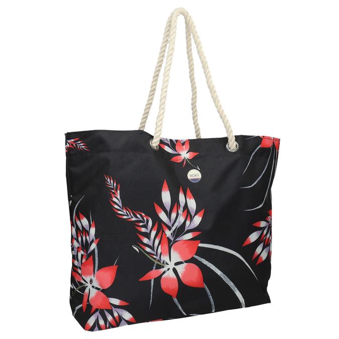 Plážová taška roxy, čierna, 969-6059 - 13