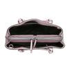 Ružová kabelka s pevnými rúčkami bata, ružová, 961-5701 - 15
