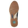 Dámske kožené tenisky gabor, modrá, 626-9205 - 26