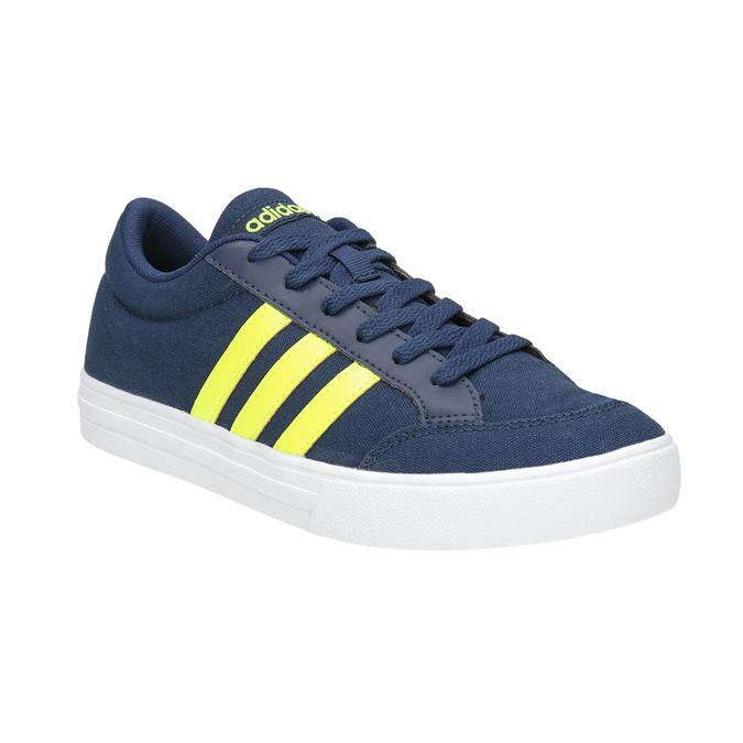 Chlapčenské modré tenisky adidas, modrá, 489-8119 - 13