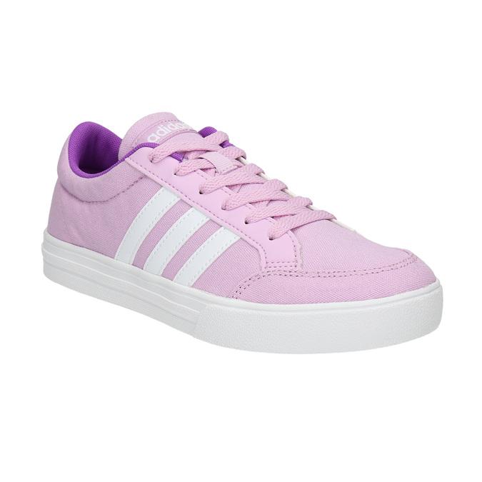 Dievčenské fialové tenisky adidas, fialová, 489-9119 - 13