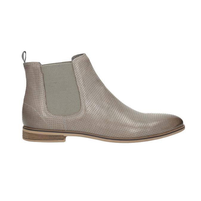 Dámska obuv v Chelsea štýle bata, hnedá, 596-2644 - 15