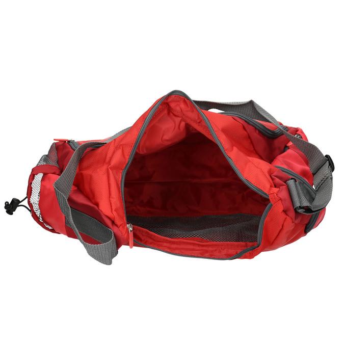 Červená cestovná taška american-tourister, červená, 969-5165 - 15