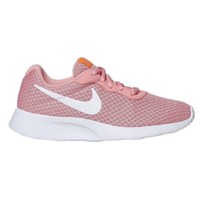 Ružové dámske tenisky nike, ružová, 509-3557 - 15