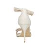 Dámske sandále s mašľou insolia, béžová, 769-1614 - 17
