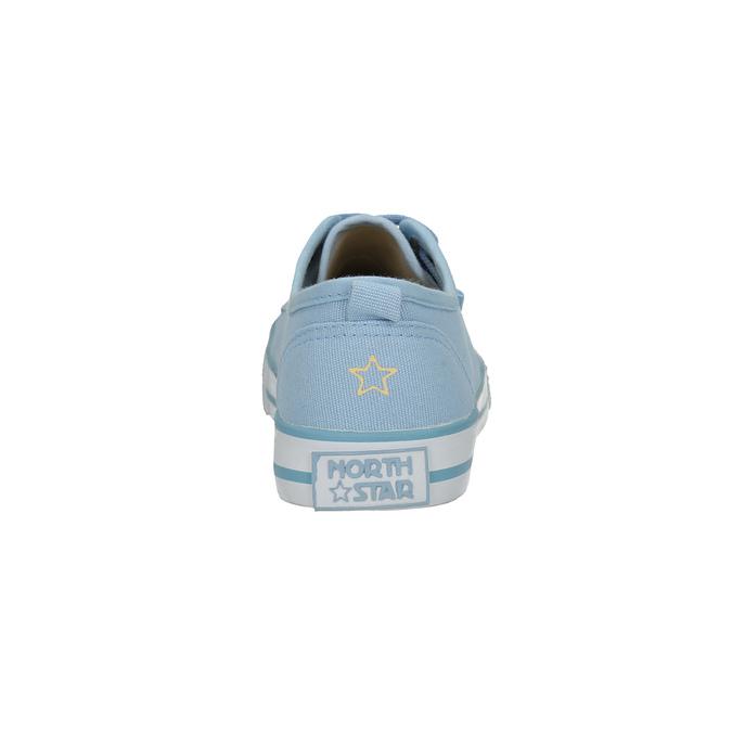 Dámske modré tenisky north-star, modrá, 589-9443 - 17