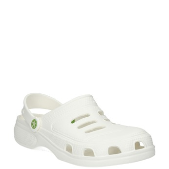 Pánske biele sandále coqui, biela, 872-1616 - 13