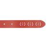 Kožený červený opasok weinbrenner, červená, 954-5152 - 16
