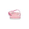 Ružové dámske žabky pata-pata, ružová, 572-5601 - 17