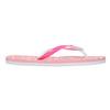 Ružové dámske žabky pata-pata, ružová, 572-5601 - 15