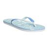 Modré dámske žabky pata-pata, modrá, 572-9601 - 13