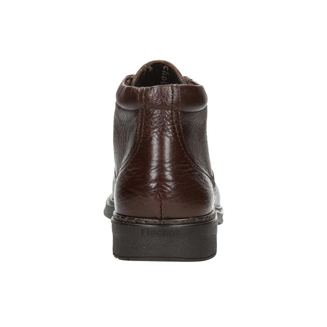 26b5bc95f7 Fluchos Kožená členková obuv - Všetky topánky