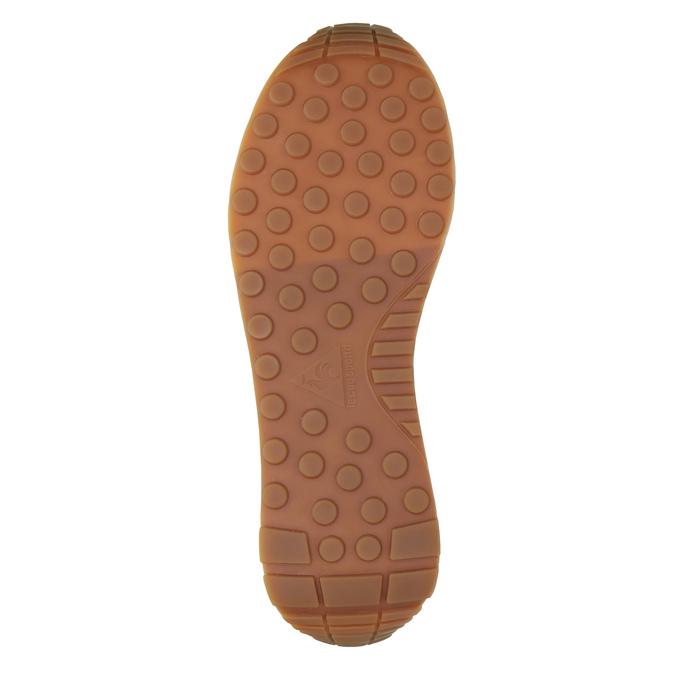 Šedé pánske tenisky s výraznou podrážkou le-coq-sportif, šedá, 809-2272 - 26