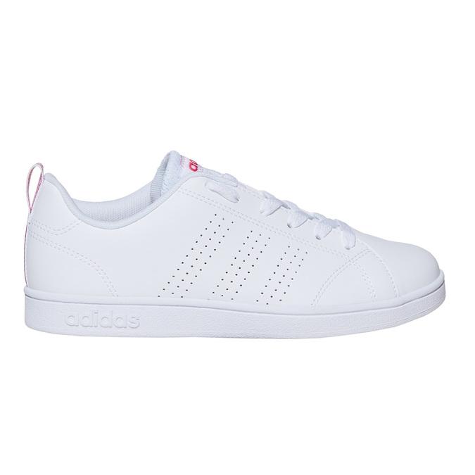 Detské biele tenisky adidas, biela, 401-5133 - 15