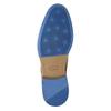 Ležérne kožené poltopánky bata, hnedá, 826-3910 - 19