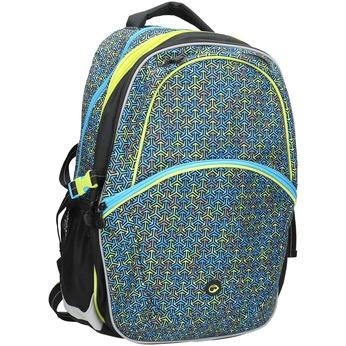 Školský batoh bagmaster, modrá, 969-7648 - 13