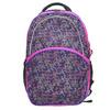 Školský batoh bagmaster, fialová, 969-5648 - 26
