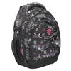 Školský batoh s potlačou bagmaster, čierna, 969-6650 - 13