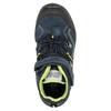 Kožená detská členková obuv mini-b, modrá, 413-9175 - 26