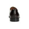 Kožené vínové Oxford poltopánky bata, červená, 826-5671 - 16