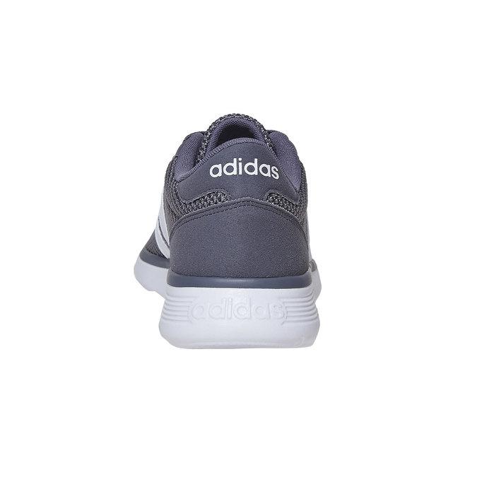 Pánske šedé tenisky adidas, šedá, 809-2198 - 17