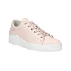 Dámske kožené tenisky bata, ružová, 526-5641 - 13