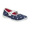 Domáce papuče s hviezdičkami mini-b, modrá, 379-2215 - 13