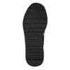 Dievčenské tenisky s kamienkami mini-b, čierna, 329-6295 - 19