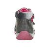 Členková dievčenská obuv bubblegummers, šedá, 221-2607 - 17