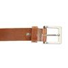 Kožený pánsky opasok bata, hnedá, 954-3191 - 26