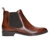 Kožená dámska Chelsea obuv bata, hnedá, 594-4635 - 15