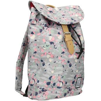 Batoh s farebným vzorom the-pack-society, šedá, 969-2080 - 13