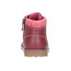 Dievčenská členková obuv bubblegummers, ružová, 124-5601 - 17
